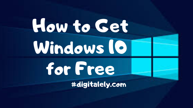 How to Get Windows 10 for Free Updated
